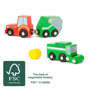 boerderij voertuigen - Set